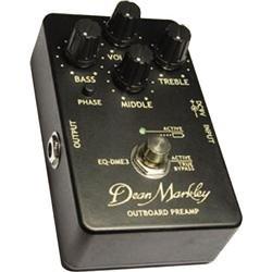 Dean Markley DME-3 previo para guitarra acustica: Amazon.es: Instrumentos musicales