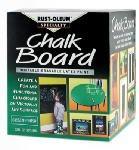 Rust-Oleum Brush-On Chalkboard Paint Latex Interior Green 1 Qt