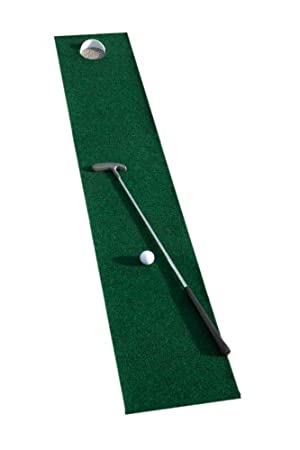 Amazon.com: putt-a-bout la par 1 Putting Mat, Verde, 30,5 x ...