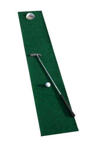 Putt-A-Bout The Par 1 Putting Mat, Green, 12-Inch x 6-Feet