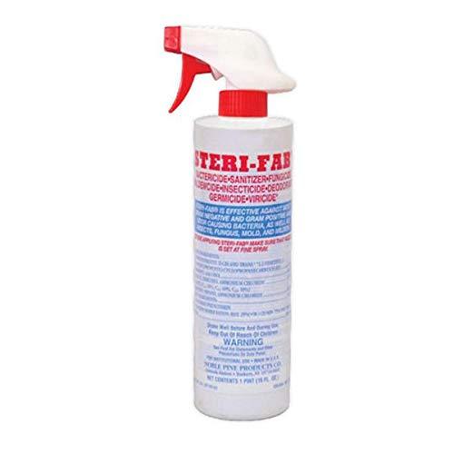 Steri-Fab Disinfectant Spray, 16 oz Spray Bottle