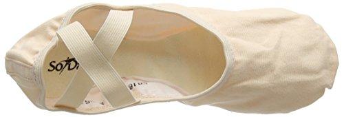 Women's Ballet B Fit Stretch Shoe Pink Pink Canvas So Sd16 Regular Danca O8AnI5qI