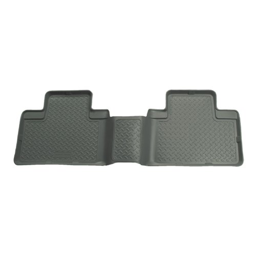 Husky Liners Custom Fit Third Seat Floor Liner for Select Chevrolet/Cadillac/GMC Models (Grey) -
