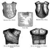 1869 3 Baby Bibs Pattern ()
