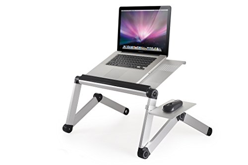 Uncaged Ergonomics WorkEZ Cool Adjustable Height & Angle ...