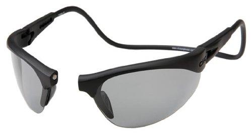 Clic Sunglasses - Clic Fishing Series Sunglass II / Frame: Black Lens: Grey or Brown - Regular Sunglasses Or Polarized