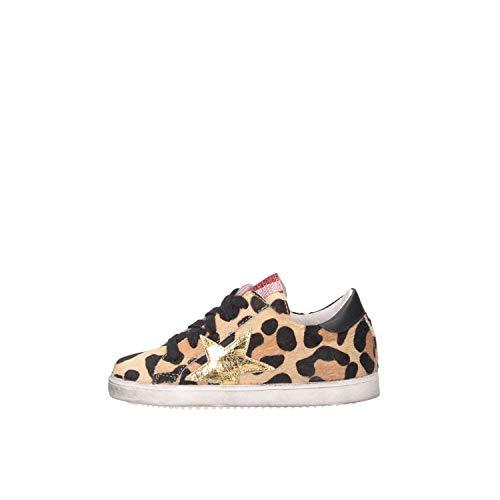 Sneakers Leopardato 6 oro Meline Cw Leop Donna YgIqwZpwTx