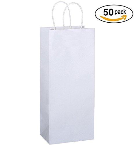 Gift Wrap Gift Bags (BagDream Kraft Paper Bags 5.25