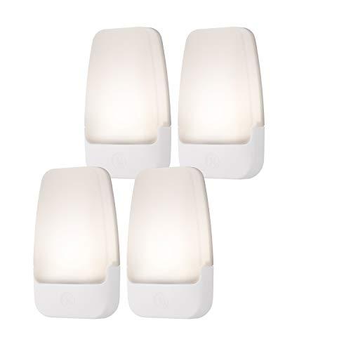 GE White Automatic LED