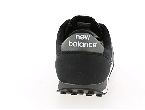 New Balance Mens 410 Textile Trainers Carbon Grey