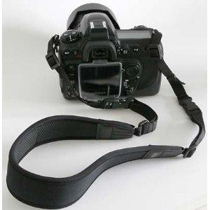 150 opinioni per Kaavie–Doppia tracolla cinghia per reflex DSLR Canon Nikon Sony (neoprene