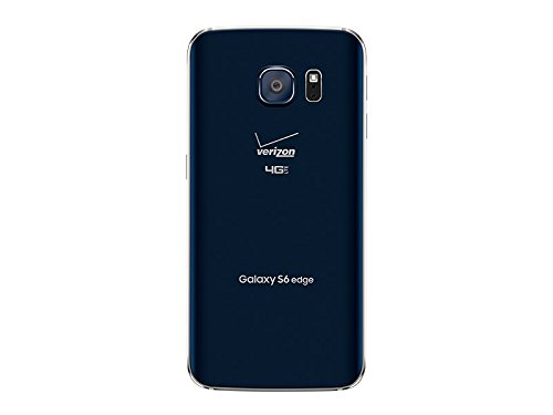"""Straight Talk Samsung Galaxy S6 Edge """"Black Sapphire """" 32GB runs on Verizon's 4G XLTE Via Straight Talk's $45.00 5GB Unlimited talk & Text """"Service Card Not included"""" 3 Samsung Galaxy S6 Edge 32GB """"Black"""" runs on Straight Talk's $45 Unlimited plan via Verizon's fast 4G LTE Towers """"Service Card Not Included"""". Phone pre-registered and sim card installed on your behalf Easy to follow instructions to get you activated in 1,2 3"""