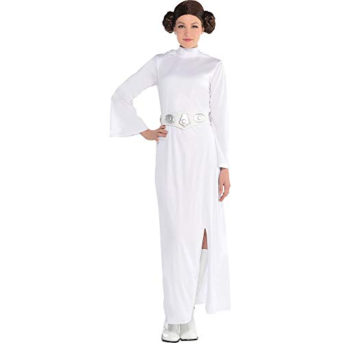 Suit Yourself Princess Leia Halloween Costume for Women, Star Wars, Small, Includes Accessories ()