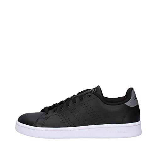 negbás gritre Tenis Hombre Negro Para Adidas Advantage 000 De negbás Zapatillas qztftPUx8