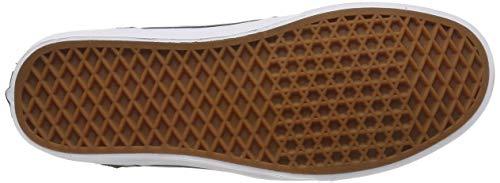 bianco Nero Chapman hygge Nero Vans Suede da Uh6 Sneakers Stripe uomo canvas ZaRvH