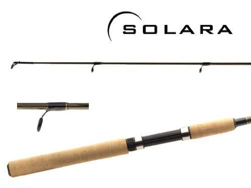 Shimano Solora 2 Piece Spinning Rod (7-Feet, Medium)