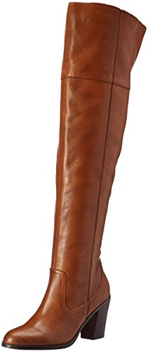 Corso Como Women's Harrison Riding Boot, Tobacco Tumbled Leather, 6 M US by Corso Como
