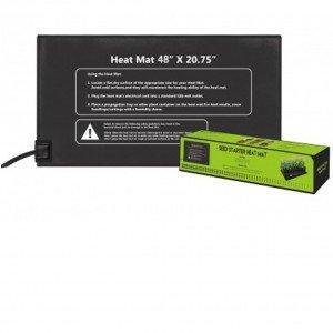 Hydroponics Seedling Heat Mat Hot Starter Pad Germination Indoor Growing UK (10