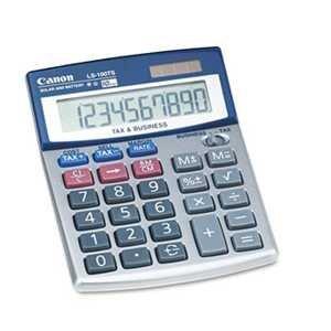 Canon 5936A028AA LS-100TS Portable Business Calculator 10-Digit LCD by CNM5936A028AA