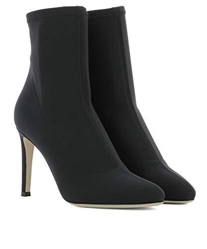 Zanotti Giuseppe Noir Design Bottines Polyamide Femme E870013002 dqfOxrFq
