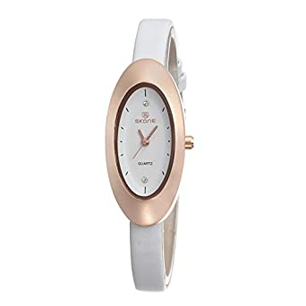 ZHANGZZ - Reloj de Pulsera para Mujer (Esfera pequeña ...