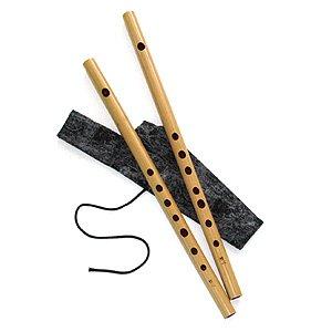 Amazon | 篠笛 (横笛) 竹心 7穴8...