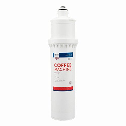 Clear Choice Coffee, Tea Filtration System Replacement Cartridge for Everpure 7CB5-S EV9272-00 EV9606-01 EV9618-21 EV9618-26 Also Compatible with EcoLab 9320-2411, Pentair 7CB5-S EV9618-21, 1-Pack by Clear Choice