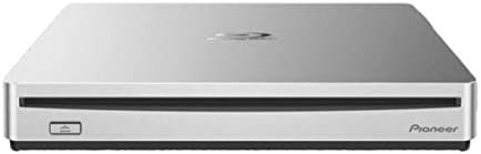 Pioneer BDR-XS07TS 6X Graveur Blu-Ray Portable Externe Slim
