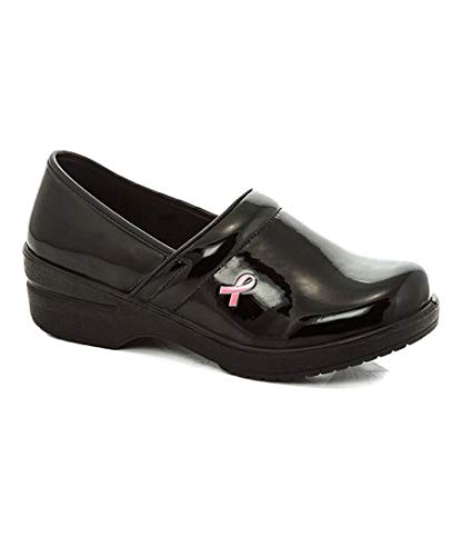 Rasolli Professional 2517 Closed Black Women's Clogs Back qq7rFvcz