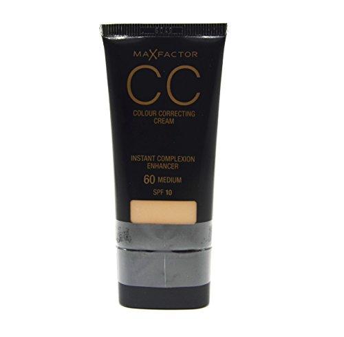 2 x Max Factor CC Colour Correcting Cream SPF10 30ml Sealed - 60 Medium