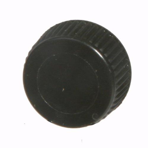 UPC 849053002605, Bio Plas 4222R Screw Caps with O-Rings for Bio Plas Screw Cap Conical Microcentrifuge Tubes, Black (Pack of 1000)