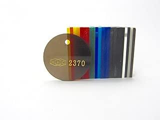 "product image for Falken Design falkenacrylic_2370_118_18x72 Acrylic Sheet, Plastic/Plexiglas/Lucite, 18"" x 72-1/8"", Brown"