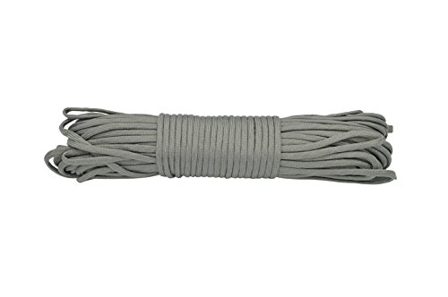 Paracord Rope 550 Type III Paracord - Parachute Cord - 550lb Tensile Strength - 100% Nylon - Made In The USA (Foliage Green, 50 Feet) by Paracord Rope (Image #4)