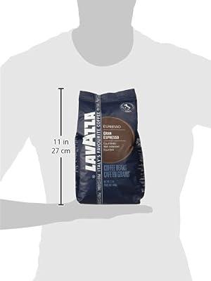 """Lavazza Italian """"Grand Espresso"""" Whole Beans (2.2 lb bag)"""