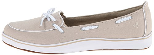 Grasshoppers Women's Windham Slip-On, Stone, 8.5 W US by Grasshoppers (Image #5)