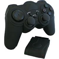 KABELLOSER DUALSHOCK2 CONTROLLER FÜR PS2 UND PS1 PLAYSTATION WIRELESS