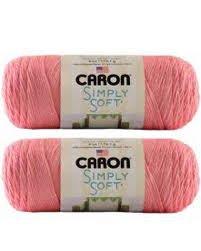 - Bulk Buy: Caron Simply Soft Yarn Solids (2-pack) (Strawberry)