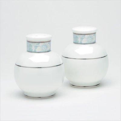 - Noritake Rosella Blue Salt & Pepper