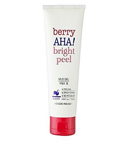 [Etude House] Berry AHA Bright Peel Mild (House Peel)