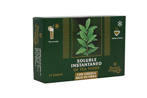 Compania de las Indias, Te Verde Soluble - 10 Unid