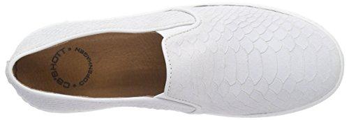 Ca'Shott 12060 Damen Sneakers Weiß (White Anaconda 316)