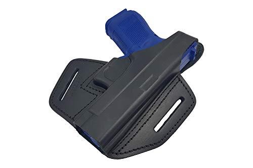 VlaMiTex Holster en Cuir pour Glock 17 19 22 23 25 26 27 31 32 33 34 37 2
