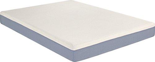 Flex Form Body Dynamic Memory Foam Mattress with Plush Micro-Quilt Cover, 8