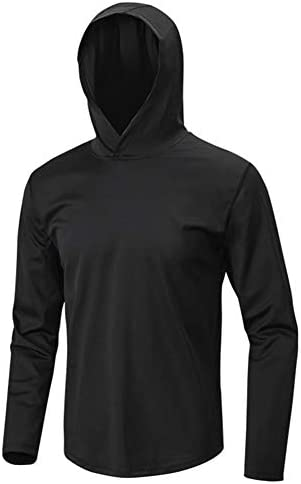 ジャケットを実行すると、パーカーのワークアウトの服とジャージーを実行している男性の通気性速乾性はフィットネスコートを長袖,B,2XL