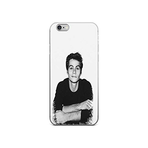 iPhone 6 Case iPhone 6s Case Cases Clear Anti-Scratch Dylan O'Brien, Teen Wolf Cover Case for iPhone 6/iPhone 6s, Crystal Clear]()