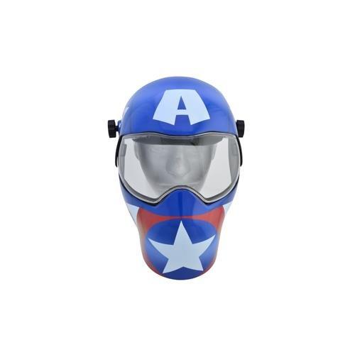 Captain America Helmet For Sale - 2