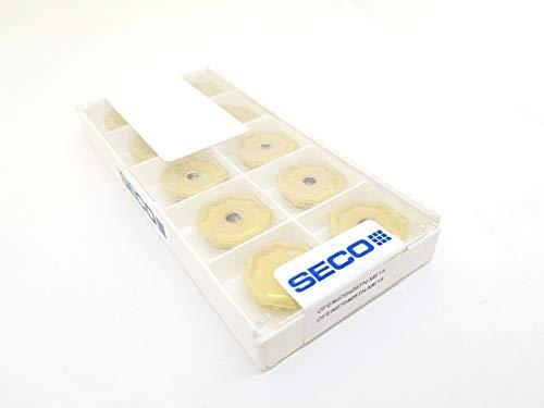 Seco OFER 070405TN-ME15 Hartmetalleinsätze F40M Frässpitzen, 10 Stück
