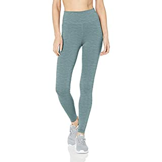 Nike Women's All-in Tight, Midnight Turq/Ocean Cube/Black, X-Small