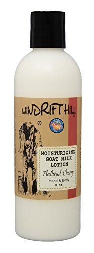 Windrift Hill Moisturizing Goat's Milk Lotion (Flathead Cherry)