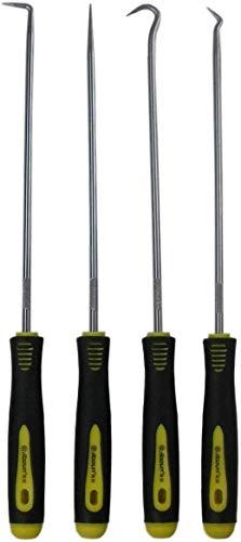 Stainless Steel Multitool Lock pick Set Broken Key Extractor Set Locksmith Supplies Hand Tool Key Remove Removal Hooks…
